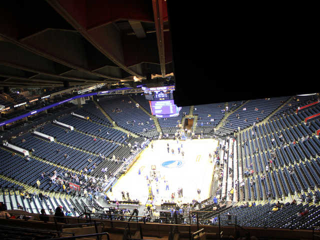 Golden State Warriors Section 223