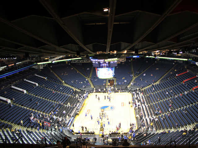 Golden State Warriors Section 224