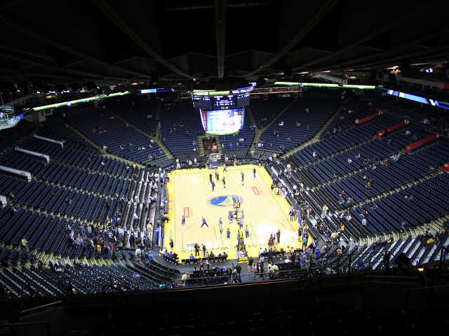 Golden State Warriors Section 225