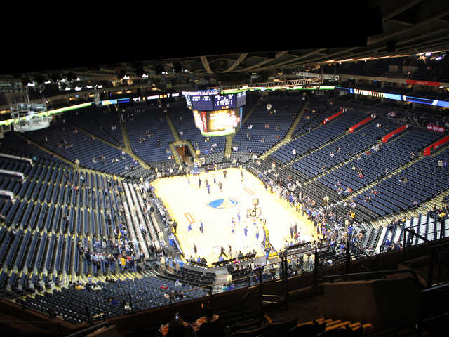 Golden State Warriors Section 226