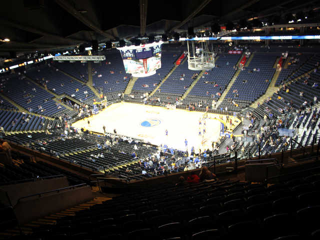 Golden State Warriors Section 228