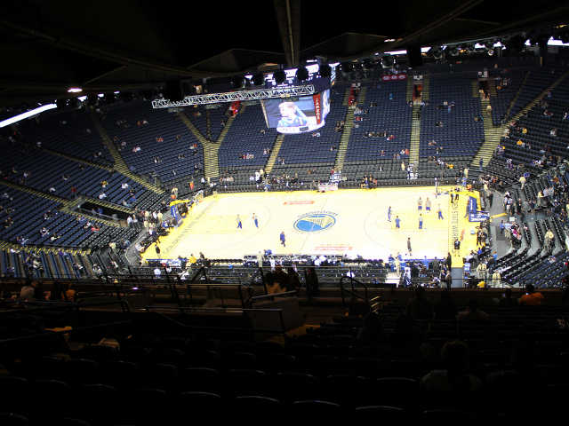 Golden State Warriors Section 230