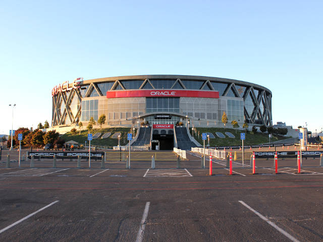 Oracle Arena: Home of the Golden State Warriors